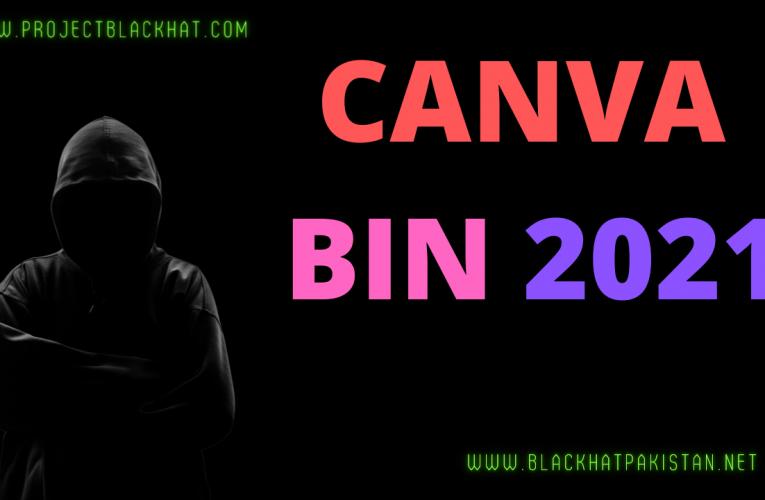 Canva Bin 2021 | Canva Pro for Free