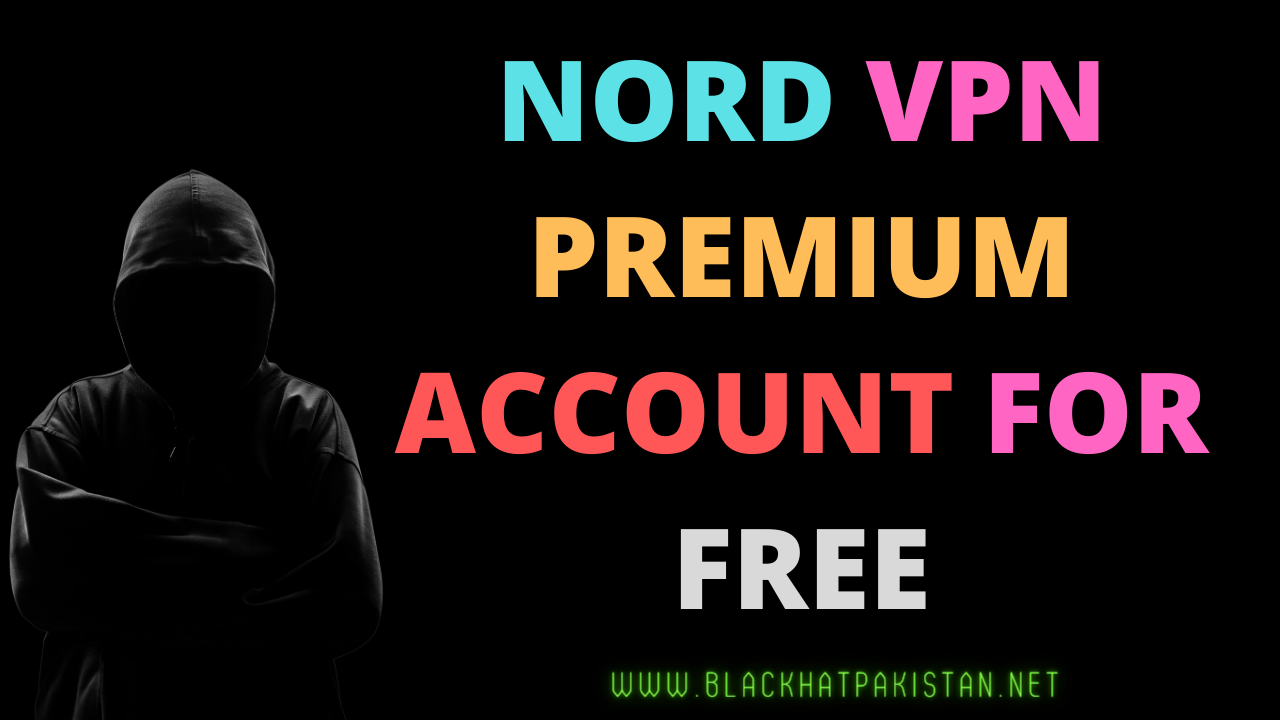 nord vpn premium account for free