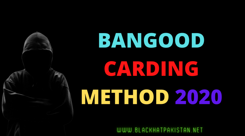 Bangood Carding Method 2020