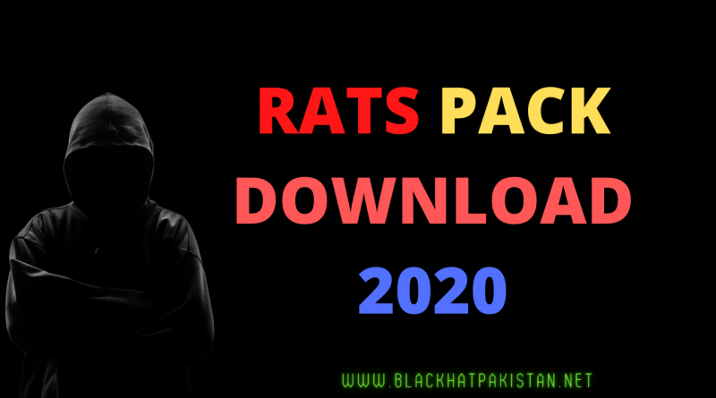 Rats Pack Download 2020