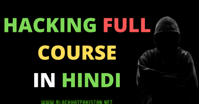 Hacking full course in Hindi