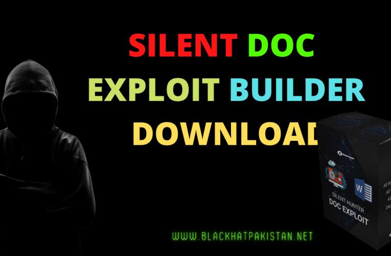 silent doc exploit builder Download