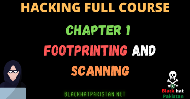 Blackhat Hacking Course in Hindi/Urdu